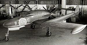 SAAB 21 - Saab J 21A-3