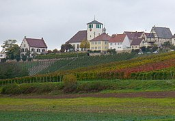 Sachsenheim-Hohenhaslach /Germany selbst fotografiert am 23.10.2005 von user:Enslin