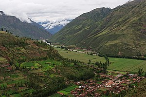 Sacred Valley - Sacred Valley of the Incas