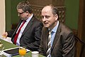 Saeimas Kancelejas direktora Māra Steina tikšanās ar Eiropas Parlamenta ģenerālsekretāru.jpg