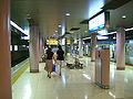 Sagami-railway-izumino-line-Shonandai-station-platform.jpg