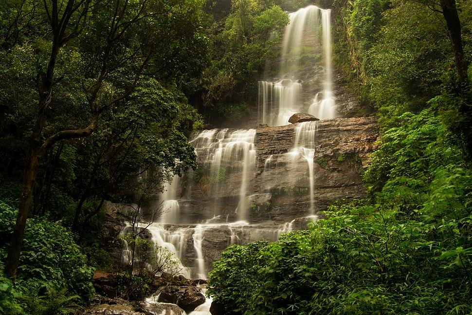 Sagir Ahmed or Dabdabe Falls