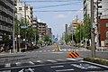 Saikobashi-dori Intersection 20160423.jpg