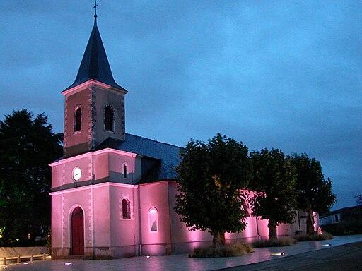Saint-Aignan-Grandlieu église