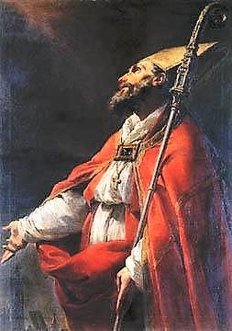 Roman Catholic Archdiocese of Bologna - Saint Petronius, bishop in 431–450