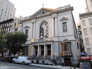 George H. Streeton - St Francis de Sales, Manhattan