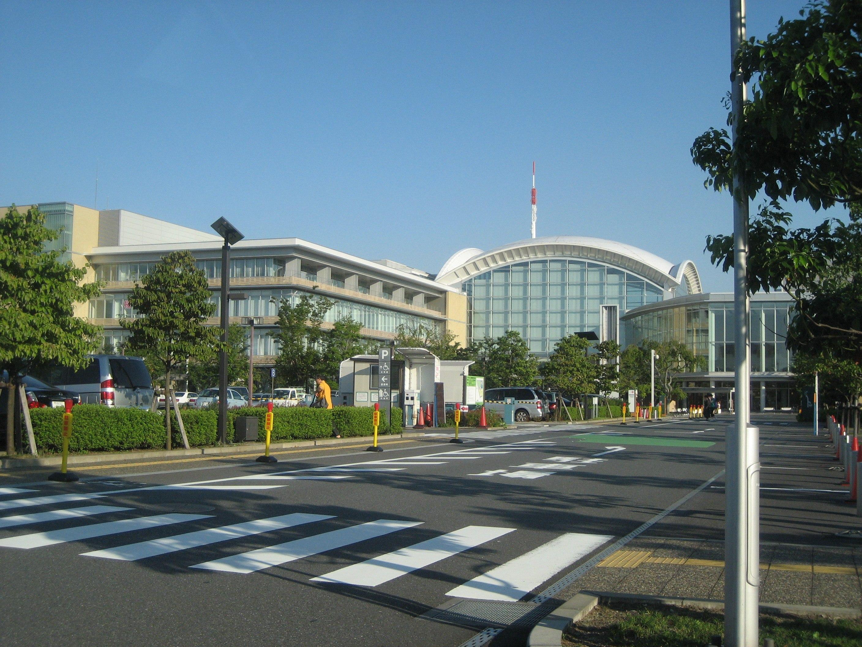 中学校 朝霞 第 三
