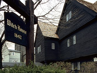 Salem, Massachusetts - The Witch House