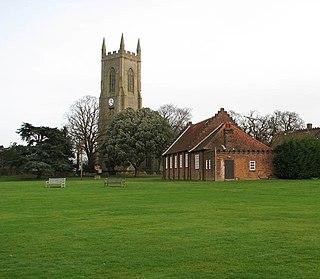 Salle, Norfolk village in the United Kingdom