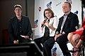 Sally Kohn, Joanne Bamberger & Paul Begala (27958640915).jpg