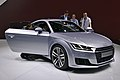 Salon de l'auto de Genève 2014 - 20140305 - Audi TT 2.0 T quattro.jpg