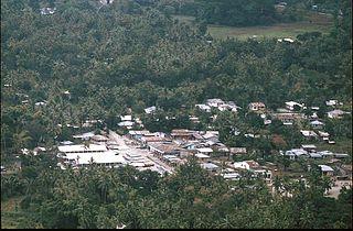 Same, East Timor Town in Manufahi, East Timor