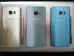 English: Samsung Galaxy