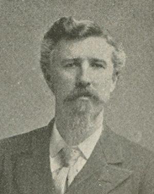 Samuel B. Cooper - Samuel Bronson Cooper