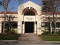 San Mateo, CA City Hall main entrance.JPG