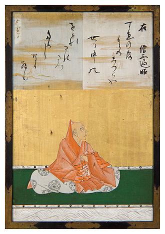 Rokkasen - Sōjō Henjō by Kanō Tan'yū, 1648