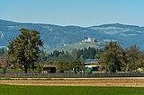 Sankt Georgen am Längsee Taggenbrunn 11 Burgruine mit Weinberg 12092018 6258.jpg