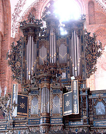 photo :Orgue de Sainte-Marie d'Elseneur