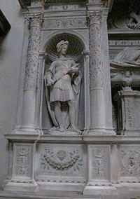 Sansovino, monumento funebre di girolamo basso della rovere 04.JPG