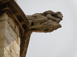 Gargoyles of Santa Maria de Montblanc