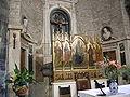 Santi apostoli, firenze, interno, altare maggiore.JPG