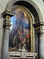 Santi di tito, altare di san girolamo, sacra conversazione, 02.JPG