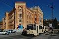 Sarajevo Tram-302 Line-5 2013-10-14.jpg