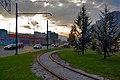 Sarajevo Tram-Line Bulevar-Mese-Selimovica 2011-11-06 (6).jpg