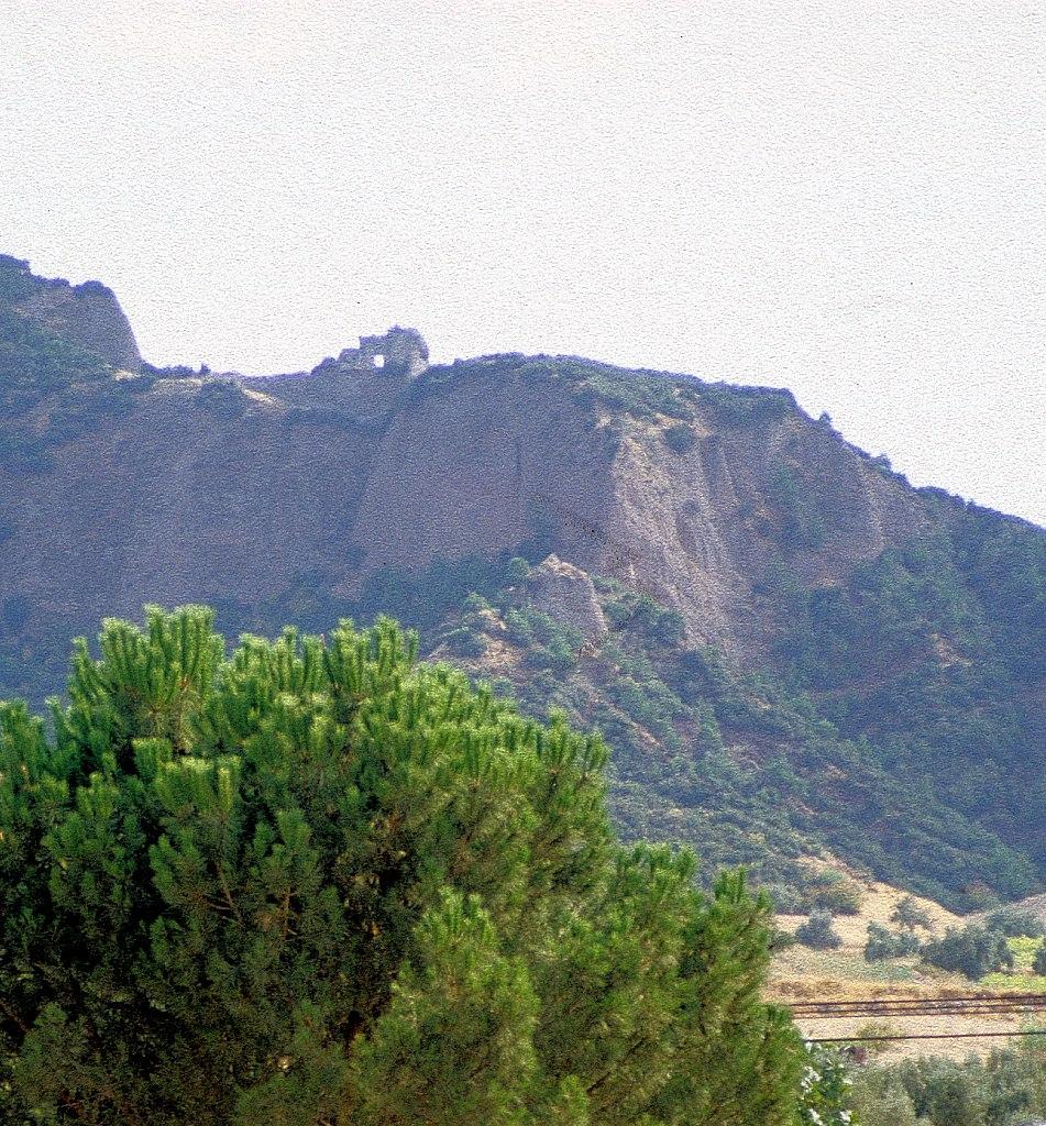 Sardis acropolis