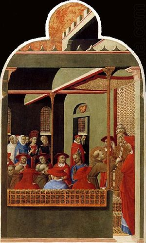 Pope Innocent III Accords Recognition to the F...