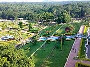 Sathanur Dam Park Area