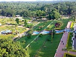 Sathanur Dam Park Area.jpg