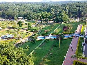 Tiruvannamalai district - Sathanur Dam Park
