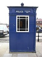 Scarborough Police Box
