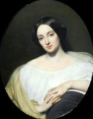 Portrait of Katarzyna Potocka née Branicka