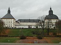 Distrikto Gotha: Friedenstein Castle