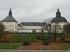 Saxe-Gotha-Altenburg - Friedenstein Castle, Gotha