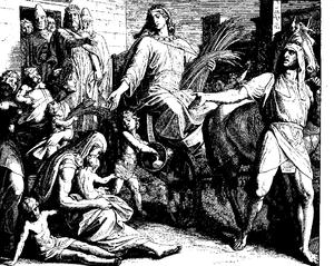 Schnorr von Carolsfeld Bibel in Bildern 1860 041