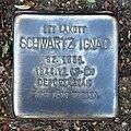 Schwartz stolperstein Kiskunhalas Petőfi1.jpg