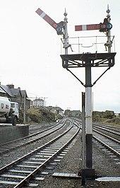 Px Scotland Mallaig Home Starter Signals