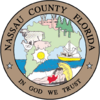 Official seal of Nassau County
