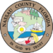 Seal of Nassau County, Florida