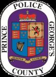 Sello del Departamento de Policía del Condado de Prince George.png