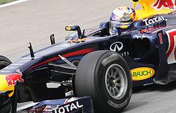Sebastian Vettel vandt bilistmesterskabet.