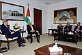 Secretary Kerry, President Abbas and Negotiating Team Meet in the West Bank (11734487566).jpg