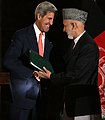 Secretary Kerry Discusses Bilateral Security Agreement With Afghanistan (10233577223).jpg