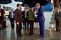 Secretary Kerry Is Greeted by Cuban Officials Upon His Arrival to Havana to Accompany President Obama During His Visit to Cuba (25867434331).jpg