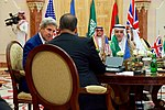 Secretary Kerry Participates in Meeting Focused on Yemen (28599375193).jpg