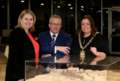 """Secretary of State Karen Bradley met Belfast City Region Deal partners Ulster University this evening, 'I'm delighted the UK Government was able to confirm funding for this important City Deal."""" (45844103641).png"""