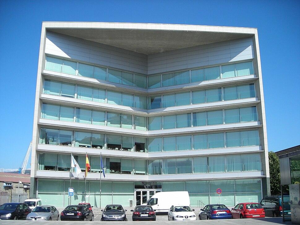 Sede da Xunta en Vigo